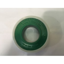V/S Brand - PTFE Thread Tape, one roll - V/S BRAND GREEN SPOOL
