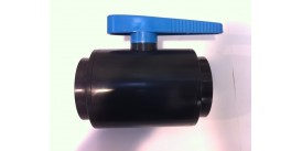 UPVC COMPACT BALL VALVE, 3 INCH (80MM), BSP FEMALE