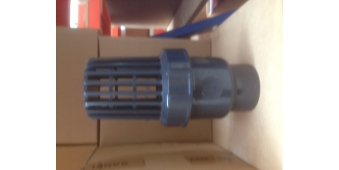UPVC Foot Valves