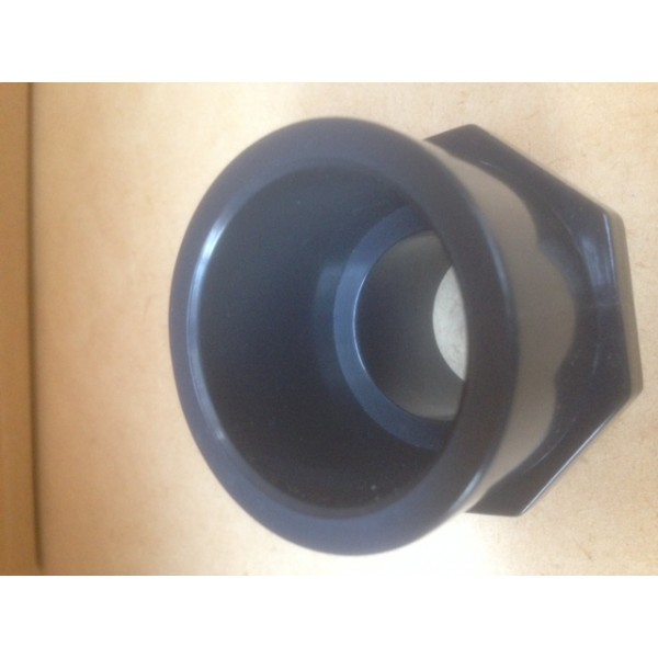 Upvc male adapter inch ansi socket one end