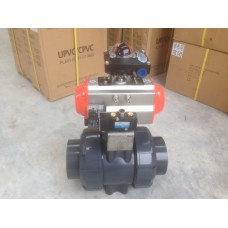 UPVC (PLASTIC) VALVES, BSP THREADS, SOCKET GLUE ENDS, FLANGED ENDS - EX STOCK AND INDENT (22)